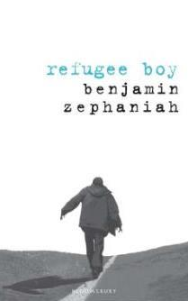 Cover of 'Refugee Boy' by Benjamin Zephaniah