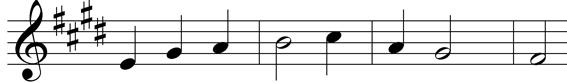 clear print music